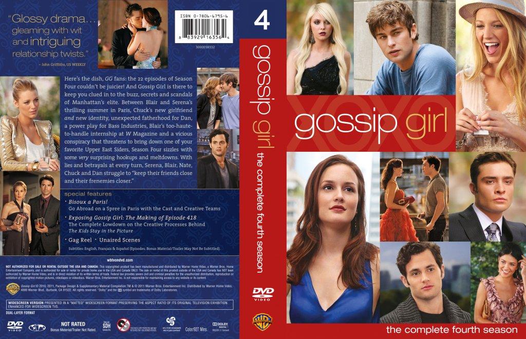 Gossip Girl: Season 6 DVD, 2013, 3-Disc