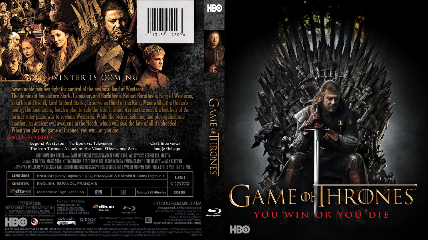 Download4FREE: Game Of Thrones (2011– ) SEASON 1