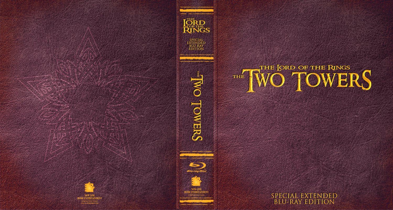 The Lord of the Rings The Two Towers - Special Extended ...