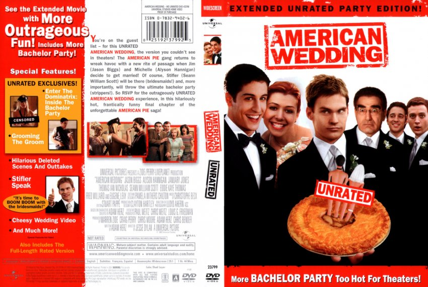 american pie - american weddingAmerican Wedding