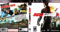 Just Cause 2 DVD English French NTSC f1