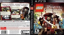 Lego Pirates of Caribbean The Video Game DVD English French NTSC f