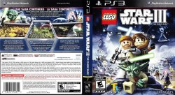 Lego Starwar 3 The Clone Wars DVD English French NTSC f