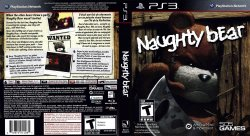 Naughty Bear DVD English French NTSC f