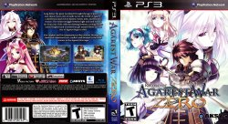 Record of Agarest War Zero DVD English French NTSC f