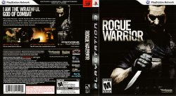 Rogue Warrior DVD NTSC f