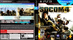 Socom 4 DVD English French NTSC f