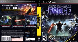 Star Wars- Force Unleashed