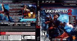 Uncharted 2 Among Thieves DVD English French NTSC f