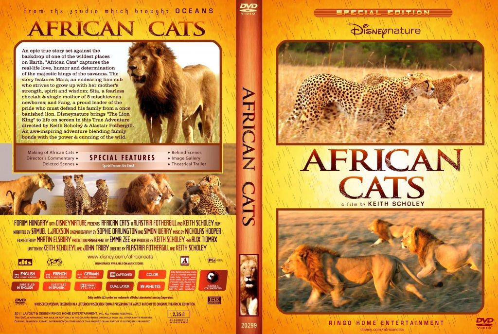 Cat movie wild