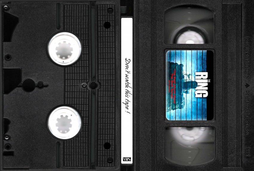 The Ring Videotape