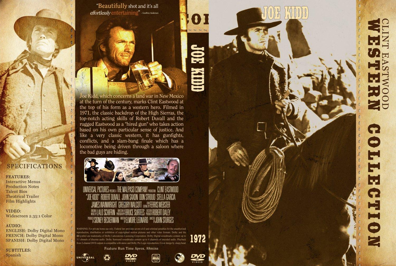 Joe Kid - Movie DVD Cu...