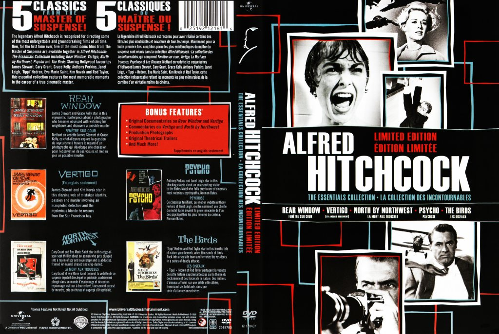 alfred hitchcocks works of crime fiction The crime of murder is a very conventional part of a crime fiction story, but the way in which alfred hitchcock chooses to depict the murderer in 'rear window is in a uniquely sympathetic light in the context of the 1950s this was a bold move that separated the story from other similar thrillers within the crime genre.