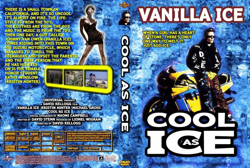 Cool As Ice - Movie DVD Custom Covers - 2296Cool As Ice ...