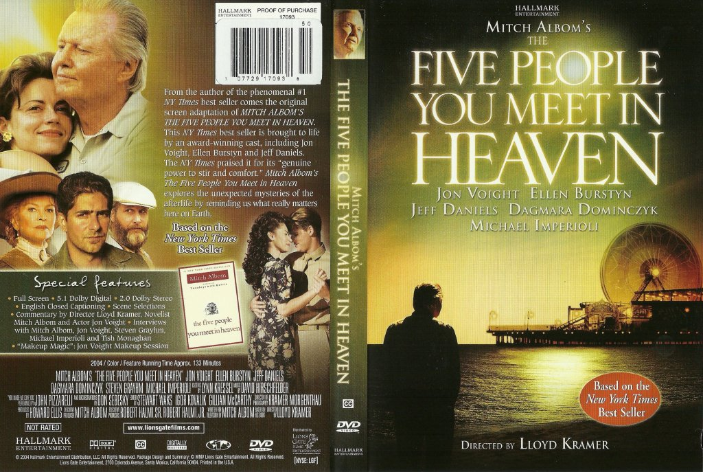 5 people you meet heaven movie
