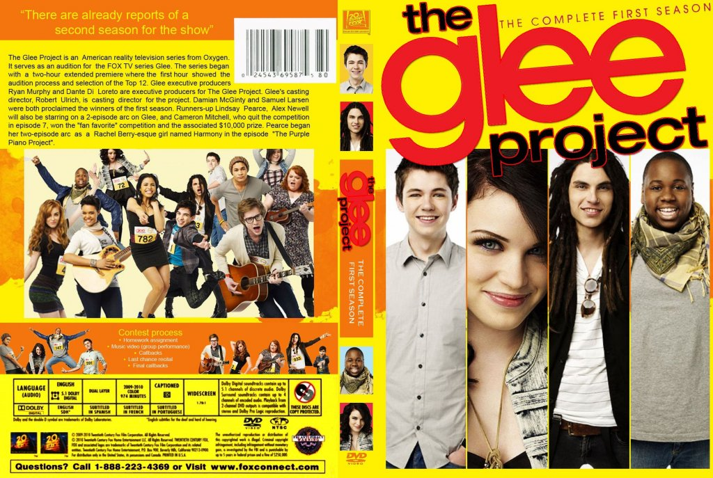 the glee project wiki The glee project was a short-lived, two-seasoned only reality series that features a group of twelve extraordinarily talented performers competed against one another to win a seven-episode guest-starring role on glee.