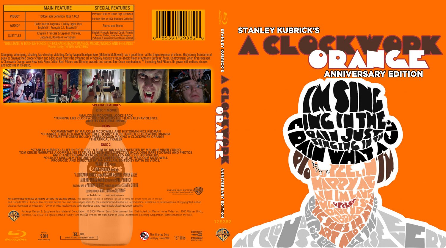 a clockwork orange criminology theories Theories applied to movies (selfcriminology) submitted 4 months ago by ricky_vaughn so i am doing a paper in my criminology class in which i.