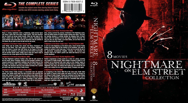 Nightmare on elm street nightmare on elm street bluray date 10 31 2011