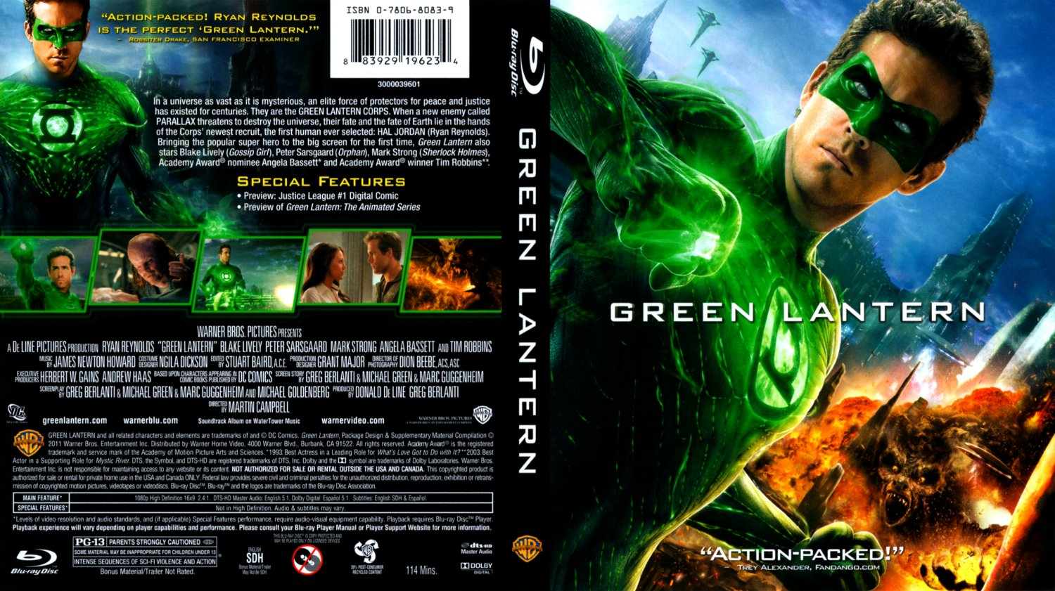 Green Lantern First Flight Western Animation  TV Tropes