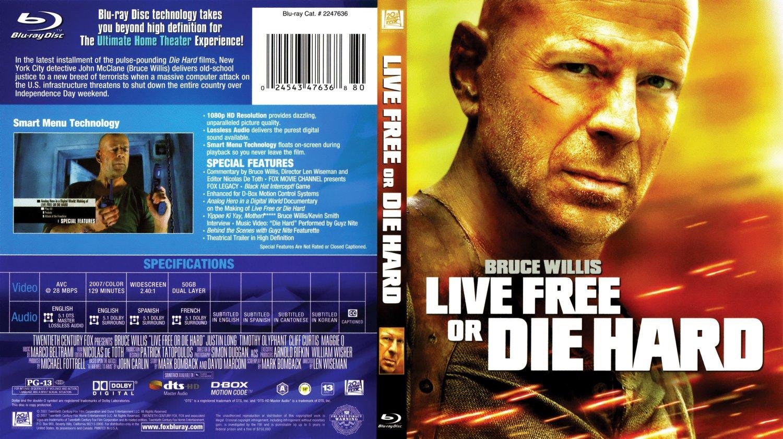 Amazon.com: Customer reviews: Live Free or Die Hard [Blu-ray]