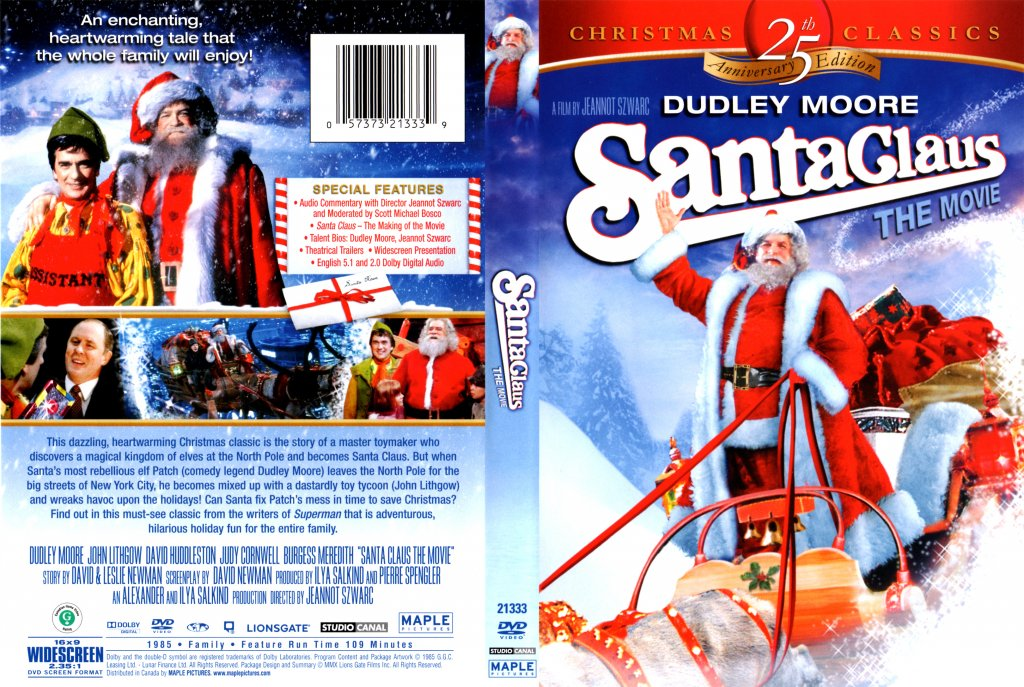 santa claus the movie 25th anniversary edition movie