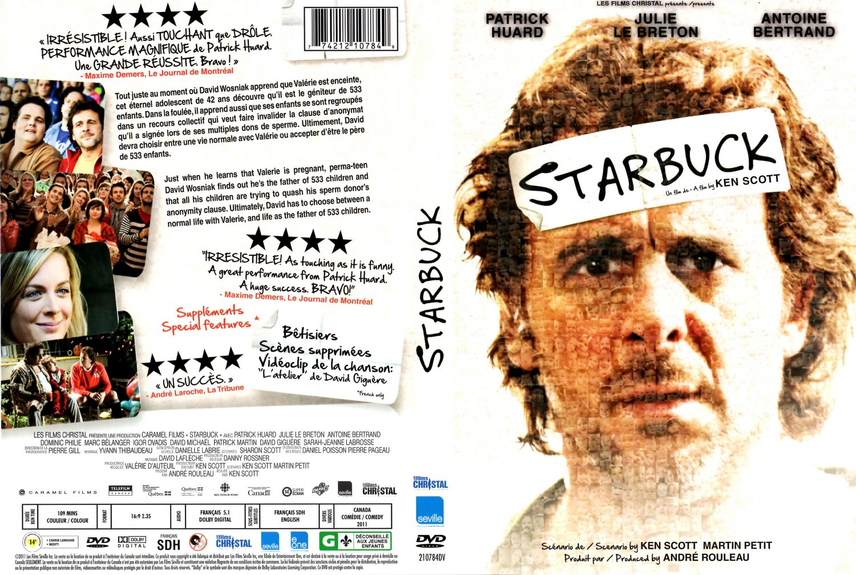 Starbuck 2011 movie