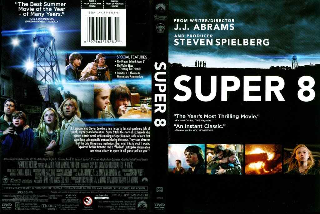 super 8 movie dvd scanned covers super 8 dvd covers. Black Bedroom Furniture Sets. Home Design Ideas