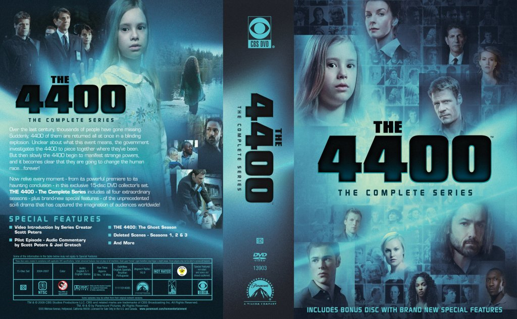 The 4400, TV Series 2008