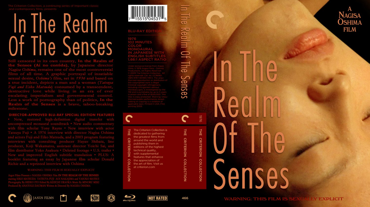 Realm Senses in The Realm of The Senses