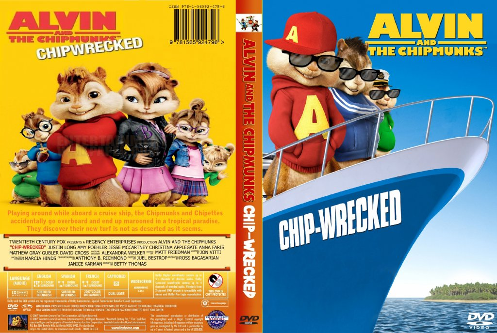 Alvin and chipmunk movie