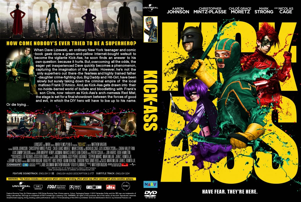 Kick-Ass Soundtrack 2010