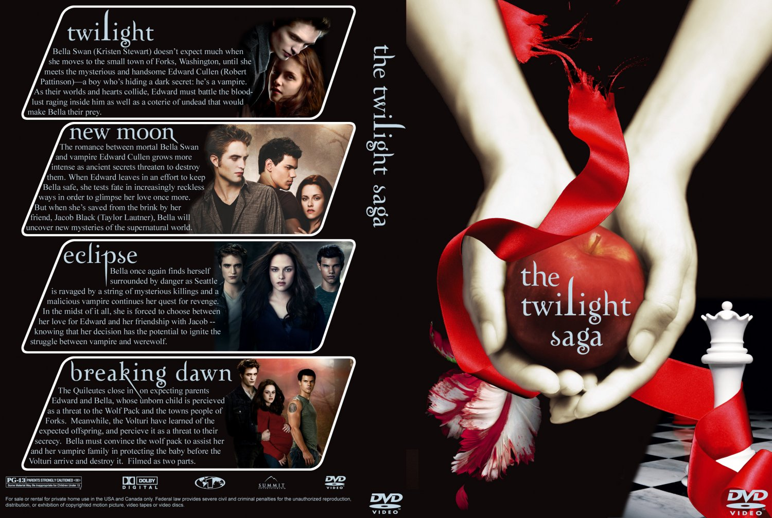 Twilight setting movie