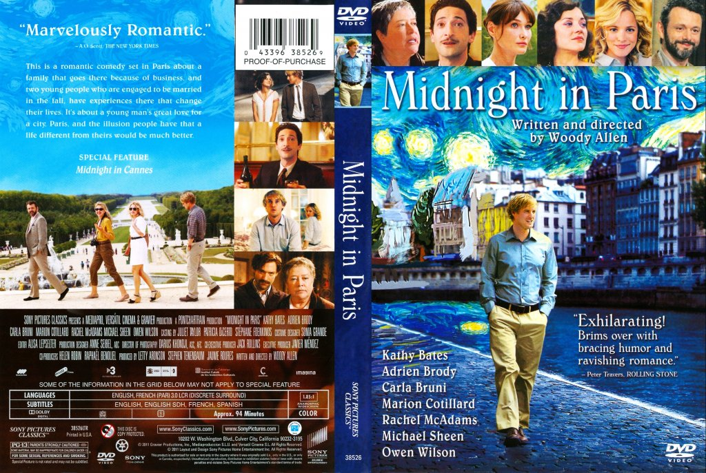 One Night In Paris Watch