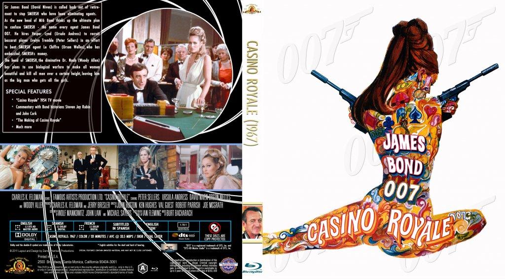 1967 казино рояль casino royale
