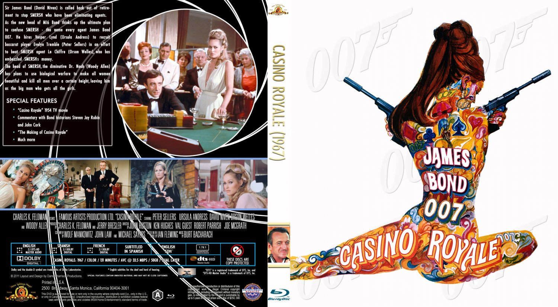 Casino Royale - Movie ... Quantum Of Solace Dvd Cover