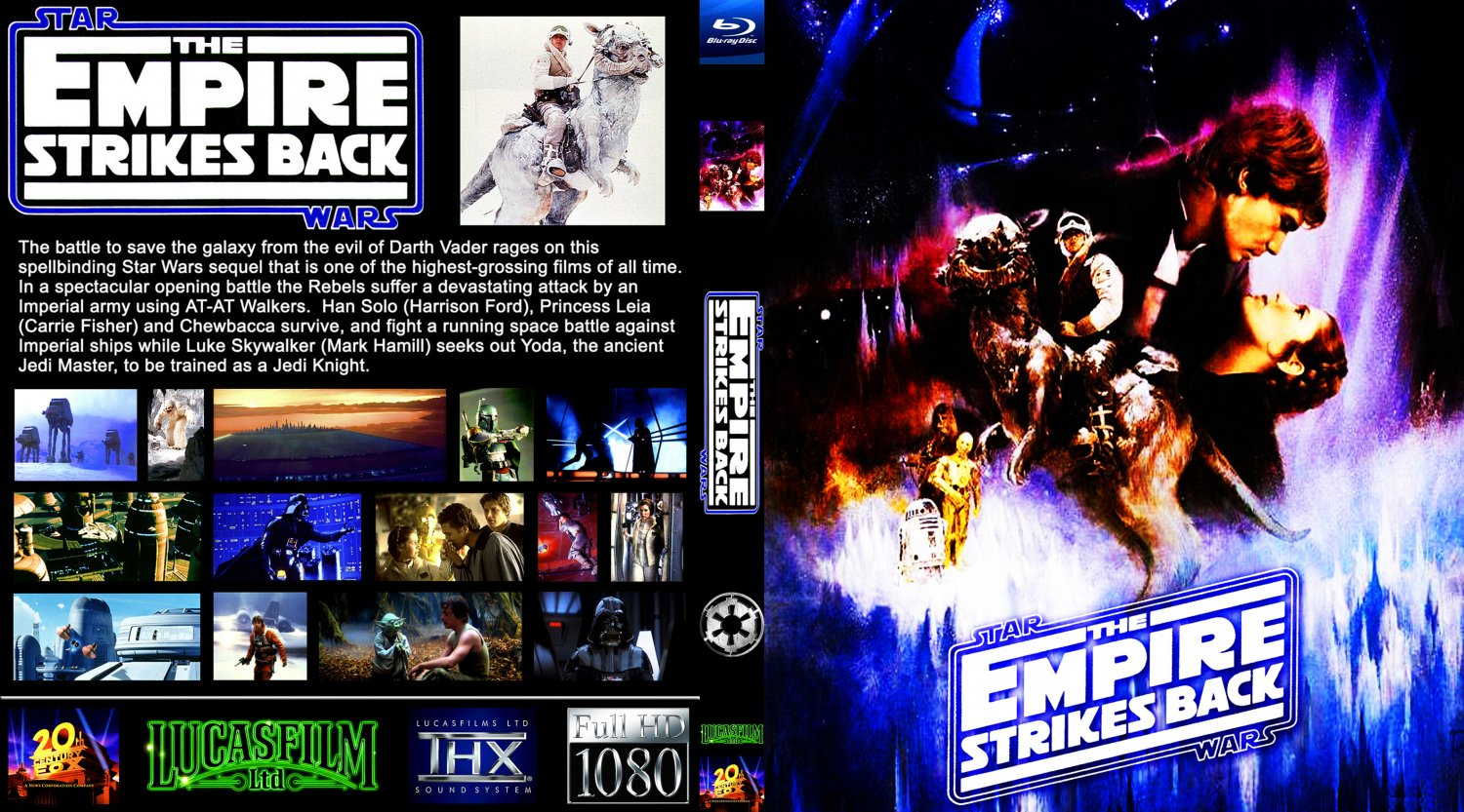 """empire strikes back """"i will be curious, after you've seen the movie, if you find that it looks too much like the empire strikes back i don't think it does, but i'm sure the audience will have their own."""