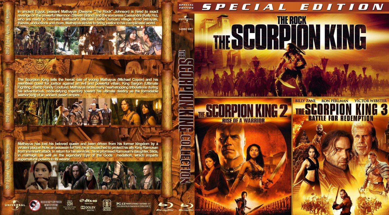 The scorpion king trilogy scorpion king triple br date 01 14 2012 size