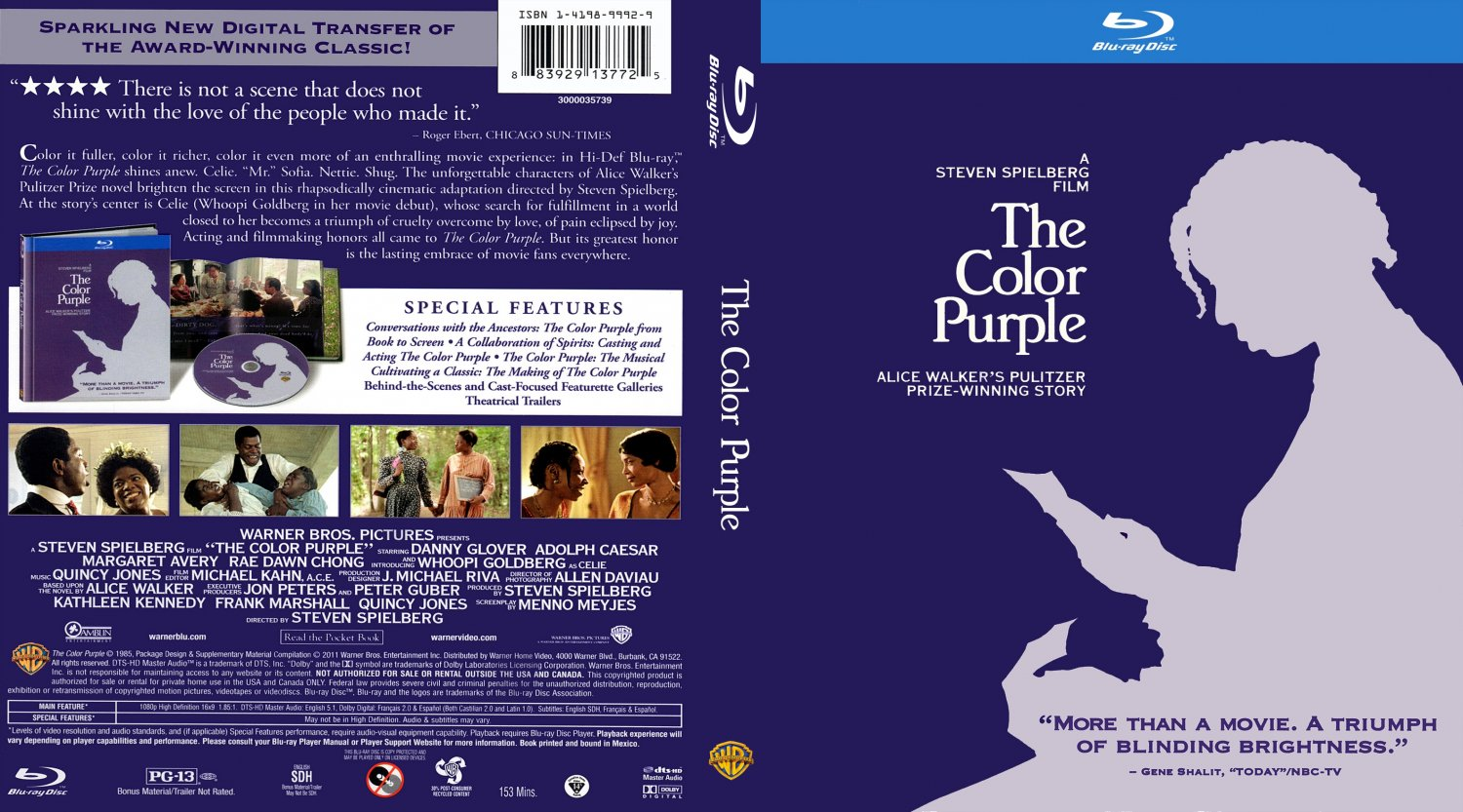 themes of the color purple by essay
