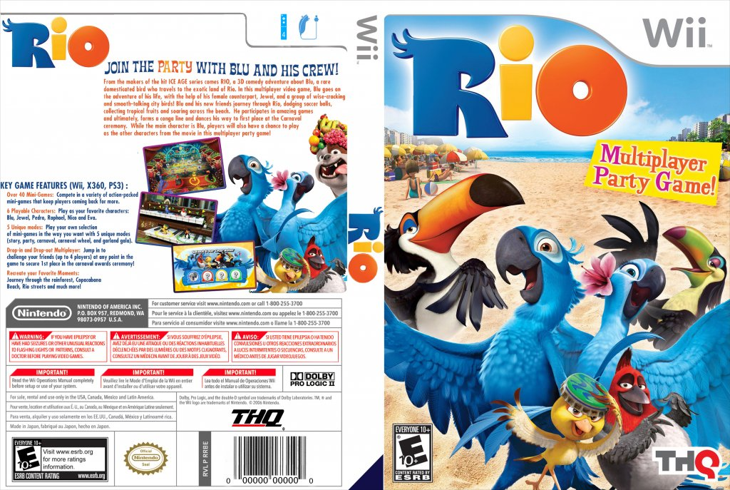 Rio The Game