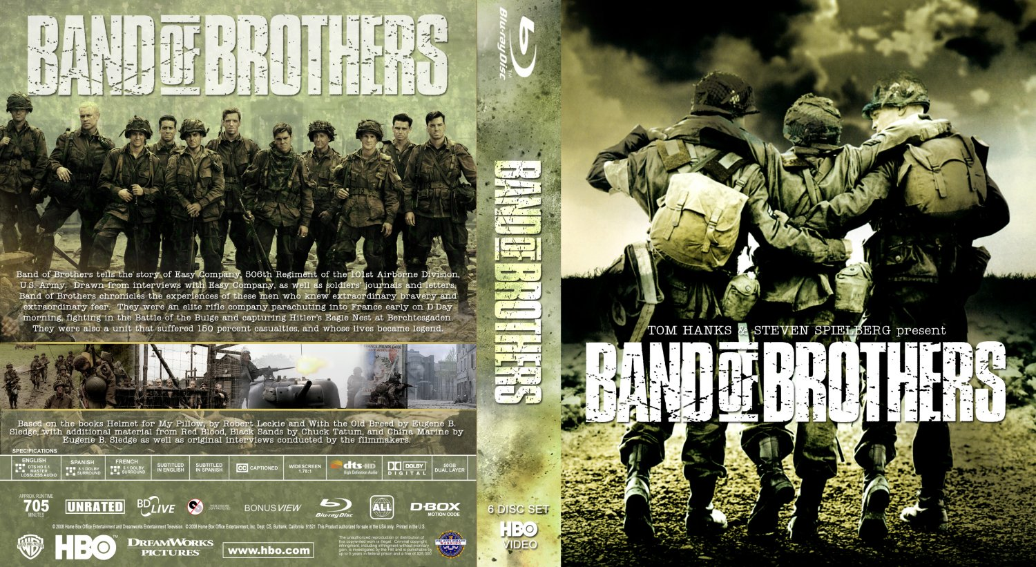band of brother book report Watch video search for band of brothers on amazoncom share this rating title: band of brothers (2001) 95 /10 want to share imdb.