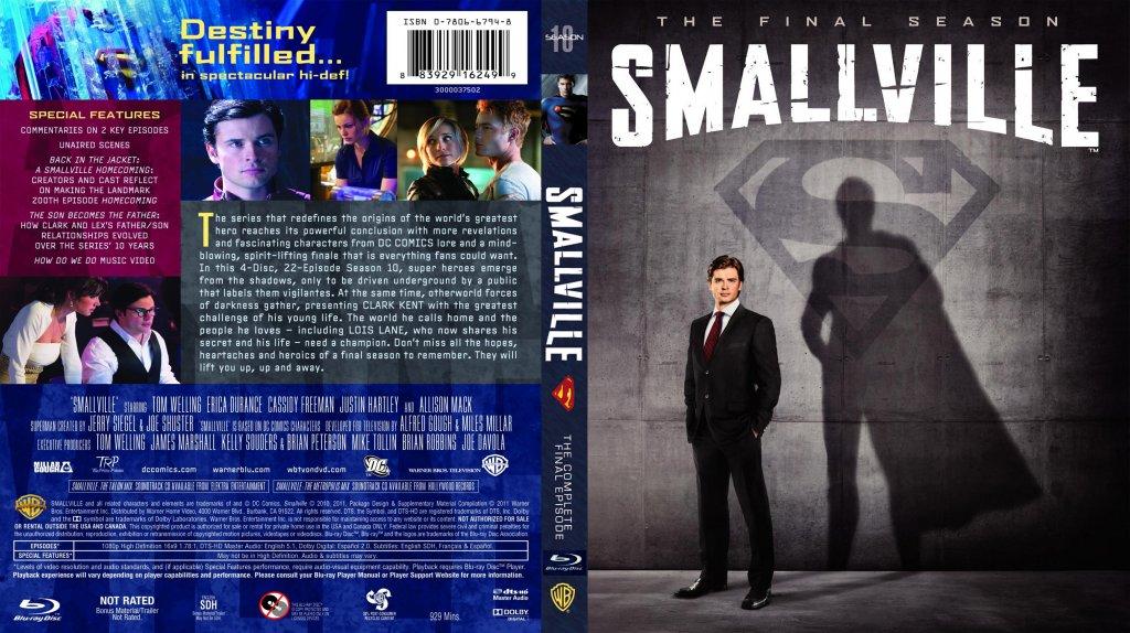 Smallville Season Smallville Season 10