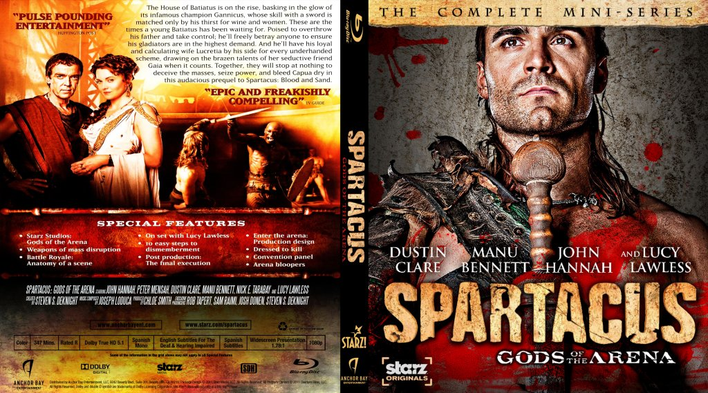 free download movie spartacus gods of the arena