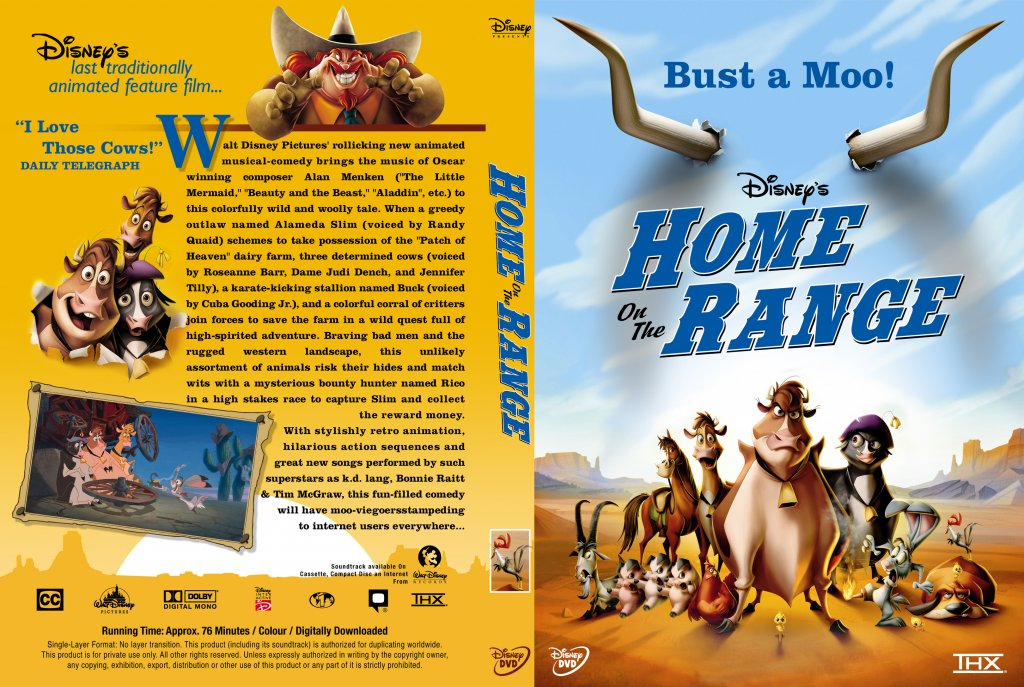 home on the range movie dvd custom covers 2168home on the range r1 dvd covers. Black Bedroom Furniture Sets. Home Design Ideas