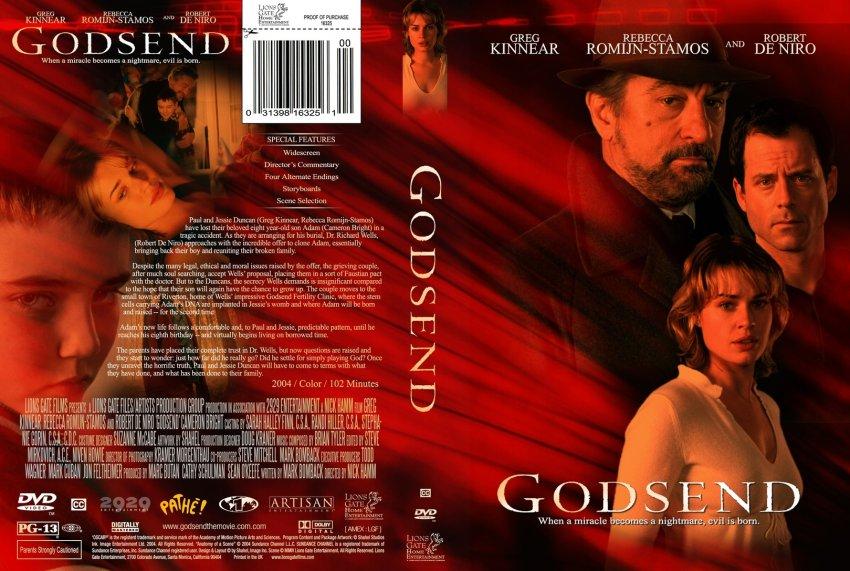 Godsend - Movie DVD Custom Covers - 252godsend 00487 cstm ...