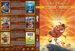 Walt Disney's Classic Animation Collection - Set 11