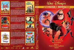 Walt Disney's Classic Animation Collection - Set 12