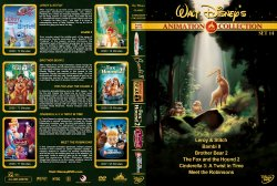 Walt Disney's Classic Animation Collection - Set 14
