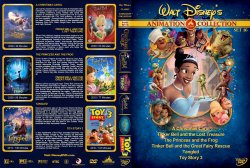 Walt Disney's Classic Animation Collection - Set 16