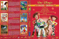 Walt Disney's Classic Animation Collection - Set 8