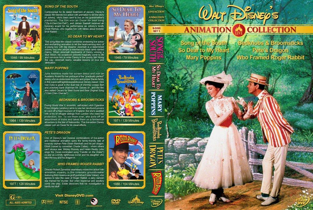Mary poppins porn dvd